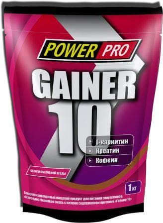 Power Pro Gainer 10 1000g фото