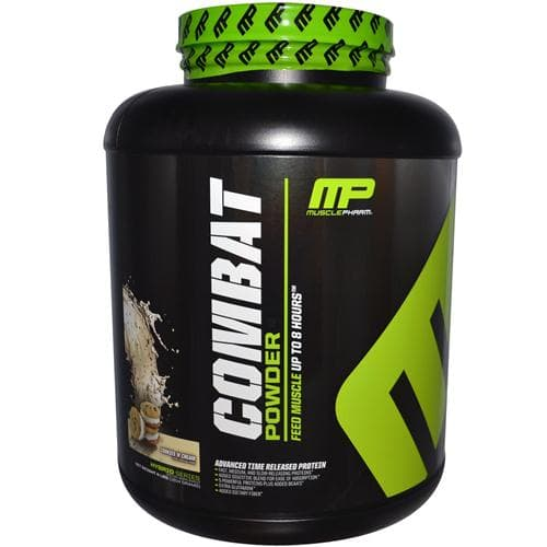 MusclePharm Combat Powder 1814g фото