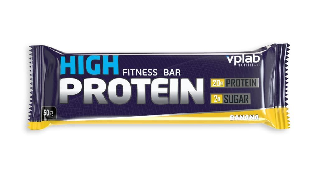 VP Laboratory 40% High Protein Bar 50g фото