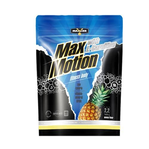 Maxler Max Motion with L-Carnitine 1000g фото