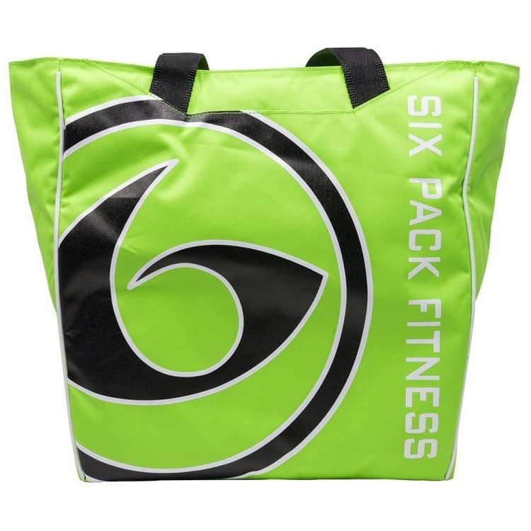 SPF Camille Tote Lime/Black фото