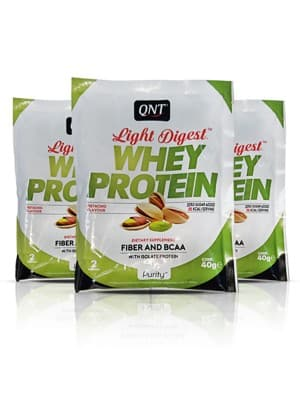 QNT Whey Prot Light Digest 1serv фото