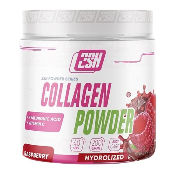 2SN Collagen Hyaluronic Acid + Vit C powder 200g фото