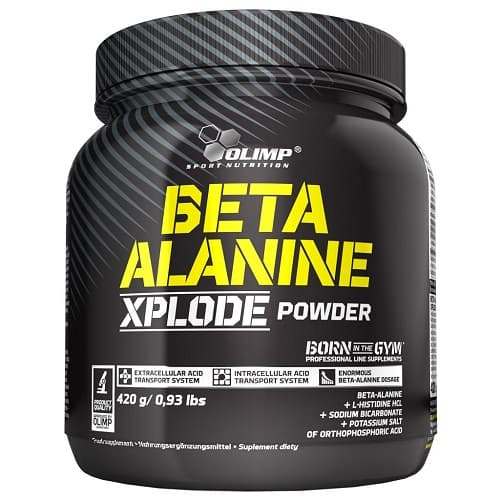 Olimp Beta-Alanine Xplode 420g фото