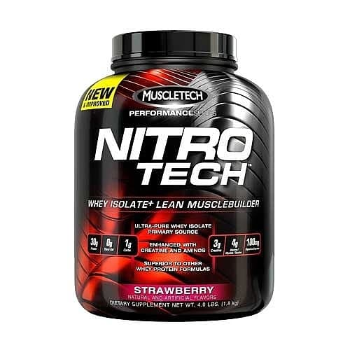 MuscleTech Nitro-Tech Performance 1814g фото