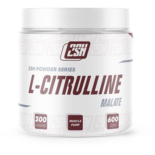 2SN Citrulline Malate Powder 300g фото