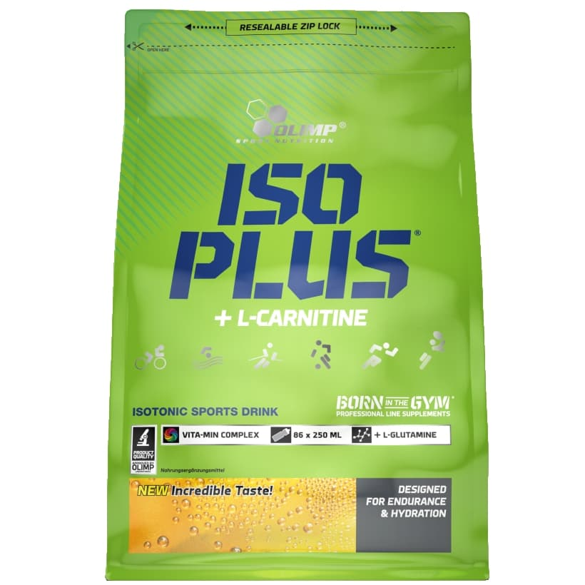 Olimp Iso Plus Powder 1500g фото